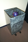 Dual Speed Ball Spinner (Cabinet)  15-2700