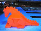 Glow in Dark Dragon (Pair)  15-8025