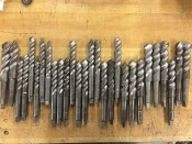 Used AMF #2 Taper Bits (Various Sizes)   15-1492